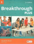 Breakthrough Plus 2nd Edition Level 3 Student Book + Digital Student's Book Pack