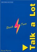 Talk a Lot Book 2 (2nd Edition)