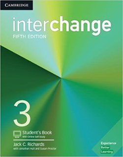 画像1: interchange 5th edition 3 Student Book with online self study