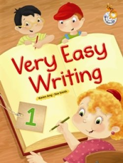 画像1: Very Easy Writing 1 Student Book with Workbook and Audio CD