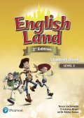 English Land 2nd Edition Level 2 Student Book with CDs