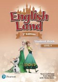 English Land 2nd Edition Level 4 Student Book with CDs