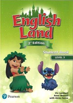 画像1: English Land 2nd Edition Level 3 Student Book with CDs