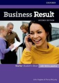 Business Result 2nd Edition Starter Student Book and Online Practice Pack