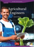 Future Jobs Reader Level 4: Agricultural Engineers/農業エンジニア Audio CD付