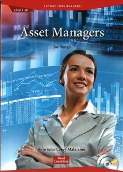 画像1: Future Jobs Reader Level 1:Asset Managers/アセットマネジャーAudio CD付