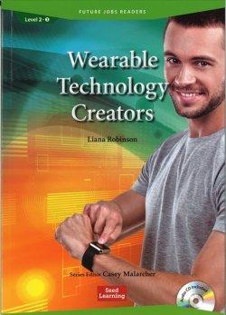 画像1: Future Jobs Reader Level 2:Wearable Technology Creators/ウェアラブル技術制作者Audio CD付