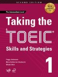 Taking the TOEIC 2nd Edition 1 Student Book w/MP3 CD