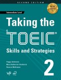 Taking the TOEIC 2nd Edition 2 Student Book w/MP3 CD