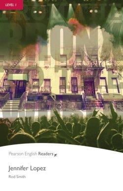 画像1: 【Pearson English Readers】Level 1:Jennifer Lopez Book