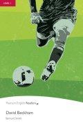 【Pearson English Readers】Level 1: David Beckham Book