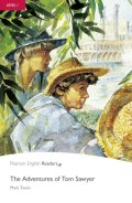 【Pearson English Readers】Level 1: The Adventures of Tom Sawyer Book