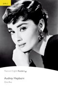 【Pearson English Readers】Level 2: Audrey Hepburn Book