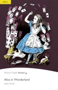 【Pearson English Readers】Level 2: Alice in Wonderland Book