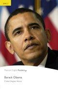 【Pearson English Readers】Level 2: Barack Obama Book
