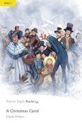 【Pearson English Readers】Level 2: A Christmas Carol  Book