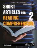 Short Articles for Reading Comprehension 2 Student Book 2nd edition