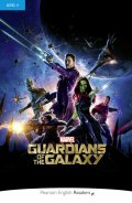 【MARVEL(Pearson English Readers)】Level 4: Marvel's Guardians of the Galaxy