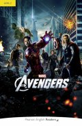 【MARVEL(Pearson English Readers)】Level 2: Marvel's The Avengers