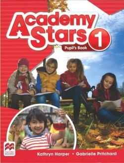 画像1: Academy Stars 1 Pupil's Book