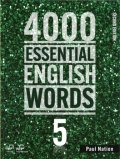 4000 Essential English Words 2nd edition 5 Student Book