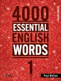 4000 Essential English Words 2nd edition 1 Student Book