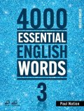4000 Essential English Words 2nd edition 3 Student Book