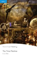 【Pearson English Readers】Level 4 The Time Machine