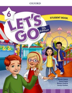 画像1: Let's Go 5th Edition Level 6 Student Book