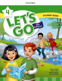 画像1: Let's Go 5th Edition Level 4 Student Book