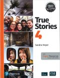 True Stories Silver Edition Level 4 Student Book