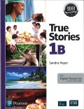 True Stories Silver Edition Level 1B Student Book