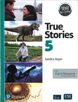 画像1: True Stories Silver Edition Level 5 Student Book