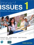 Impact Issues 3rd Edition Level 1 Student Book w/Online Code