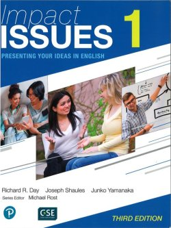画像1: Impact Issues 3rd Edition Level 1 Student Book w/Online Code