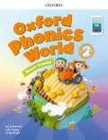 Oxford Phonics World 2 Short Vowels Student Book with APP