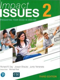 画像1: Impact Issues 3rd Edition Level 2 Student Book w/Online Code