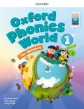 Oxford Phonics World 1 The Alphabet Student Book with APP