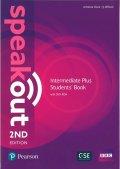 Speak Out 2nd Edition Intermediate Plus Coursebook w/DVD-ROM