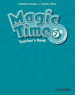 画像1: Magic Time 2nd 2 Teacher's Book English ver.