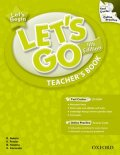 Let's Go 4th Edition Begin Teacher's Book with Test Center Pack