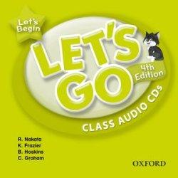 画像1: Let's Go 4th Edition Begin Class Audio CDs