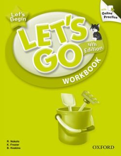 画像1: Let's Go 4th Edition Begin Workbook with Online Practice