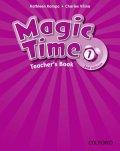 Magic Time 2nd 1 Teacher's Book English Ver.