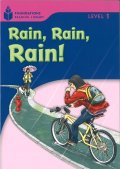 【Foundation Reading Library】Level 1: Rain! Rain! Rain!