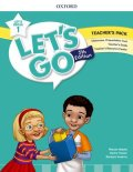 Let's Go 5th Edition Let's Begin 1 Teacher's Pack