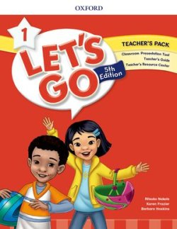 画像1: Let's Go 5th Edition Level 1 Teacher's Pack