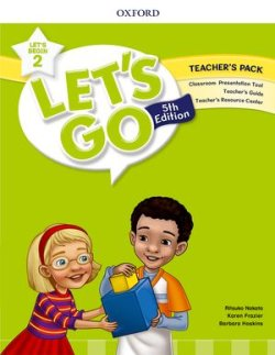 画像1: Let's Go 5th Edition Let's Begin 2 Teacher's Pack