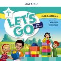 Let's Go 5th Edition Let's Begin 1 Class Audio CD