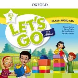 画像1: Let's Go 5th Edition Let's Begin 2 Class Audio CDs